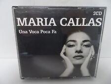Maria Callas - Una Voca Poca Fa (2 x CD Album)