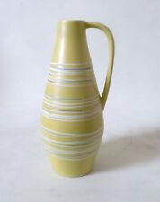 "50s DDR Keramik Vase VEB Georgenthal ""230"" east german mid mod ceramic annees 50"