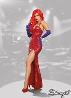 Dreamgirl Sexy Starlet Rabbit Jessica Adult Womens Dress Halloween Costume 11118
