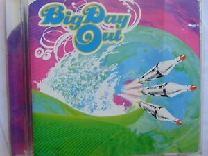 Big Day Out 05 - Various Artists Compilation - CD - FREE POST