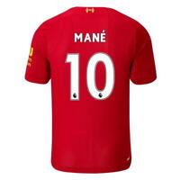New Balance Mane FC Liverpool Home Shirt Trikot 2019/2020 neu rot Gr. S-2XL