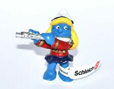 """20487-""""Qürflöten Schlumpfinchen""""-Smurfette#Schleich-NEU*Fähnchen-NEW*tag!!"""