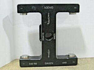 Qiagen Sigma 09100 Deep Plate Rotor 6200 RPM Nr. 09100 EXG 900 41/01 NO BUCKETS