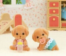 Toy-Pudel Zwillinge Emilia & Aluli  Sylvanian Families
