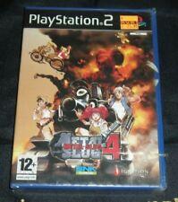 METAL SLUG 4  PS2 PRECINTADO NUEVO
