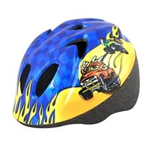 Alpha Plus Junior Helmet Monster Truck 44-50cm Dial Fit