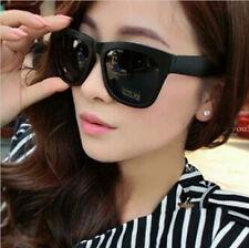 Fashion Unisex Square Frame Lens Cool Plastic Outdoor Beach Sexy Black Sunglass