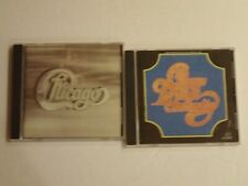 Chicago Transit Authority & Chicago Ii Like New Condition