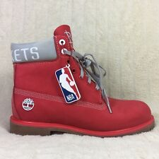 Timberland 6-Inch NBA Houston Rockets Boots,  Gr-45,5, USA-11,5W (29,5 cm) Neu