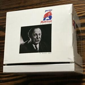 Pierre Monteux Edition - Monteux, Pierre - Audio CD