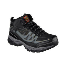 Skechers Hombre Trabajo Relaxed Fit Holdredge rebem Acero Dedo Excursionista