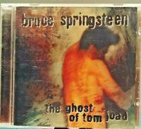 BRUCE SPRINGSTEEN THE GHOST OF TOM JOAD CD - DISK GOOD