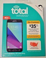 BRAND NEW Total Wireless - Samsung Galaxy J3 Luna Pro 4G LTE with 16GB Memory