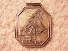 Dominion Engineering Co Limited Watch Fob Dat-5