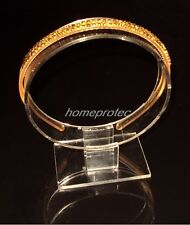 Headband Holder Hairband Display Jewelry Stand, Acrylic Headband Display Stand
