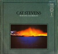 CAT STEVENS morning has broken 204 353 german island LP PS VG/EX