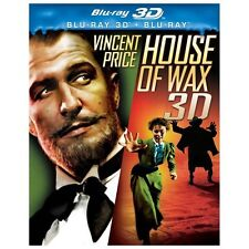 House of Wax (Vincent Price) Horror  Blu-ray Brand New
