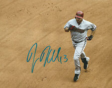 **GFA Arizona Diamondbacks *JASON KUBEL* Signed 8x10 Photo AD1 COA**