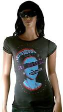 Amplified sexe PISTOLS GOD SAVE QUEEN STRASS chemise XS/S