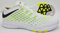 Nike Training Trainers 844406-107 White/Black/Volt Green UK11.5/US12.5/EU47