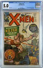 X-Men 10 CGC 5.0