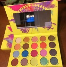 BH COSMETICS NIB COLOUR FESTIVAL 20 Color Eyeshadow Palette With Mirror