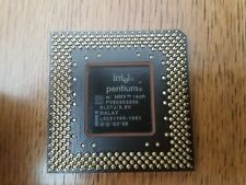 Intel Pentium FV80503200, SL27J processor