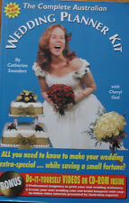 The Complete Australian Wedding Planner by Catherine Saunders (Paperback, 2001)