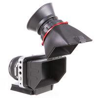 KAMERAR QV-1 LCD Viewfinder Finder for Blackmagic Pocket Cinema Camera BMPCC