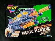 Nerf Max Force 2112 Razor Fin SEALED IN ORIGINAL BOX vintage 1996 Kenner 61332