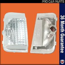 FIAT DUCATO Door Wing Mirror Side Indicator Light Lens / LEFT