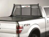 For Chevrolet Silverado 2500 HD Cab Protector and Headache Rack Backrack 82153CB