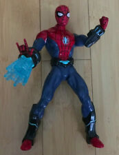 Marvel Spiderman Spinning Electro Web Action Figure
