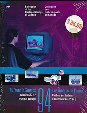 CANADA 1994 Annual / Yearly Stamp  Collection (Sealed)