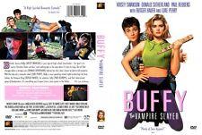 Buffy the Vampire Slayer (DVD, 2001) Kristy Swanson, Luke Perry OOP MINT
