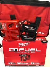 Milwaukee 2715-22 M18 FUEL 1-1/8 in. SDS Plus Rotary Hammer Kit