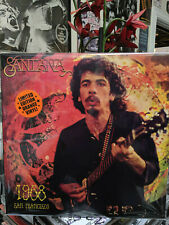 SANTANA -1968 San Francisco LP Limited Edt. ORANGE Vinyl Live Fillmore Evil ways