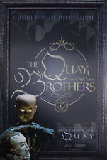 Quay / The Quay Brothers 2015 U.S. One Sheet Poster