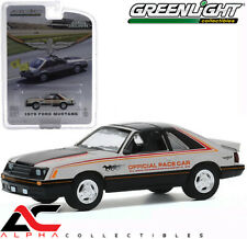 GREENLIGHT 30166 1:64 1979 FORD MUSTANG 63RD INDY 500 PACE CAR