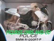 1/12 MOTO BMW R1200 RT-P  POLICE  NEW RAY