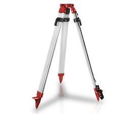 Nivellierstativ Stativ für Nivelliergerät Laser bis 1,63 M Baustativ Alustativ