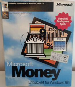 RARITÄT !! -  Microsoft Money für Windows - Deutsch