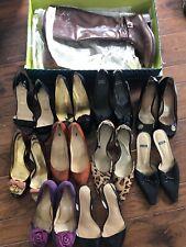Lot of Womens Shoes - Sizes 8.5, 9 &10 - ChristianLouboutin StuartWeitzman Etc