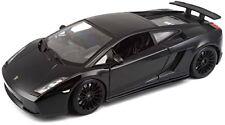 2007.- Lamborghini Gallardo Superleggera negro Maisto 31149 BK