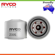 New * RYCO * Oil Filter For TOYOTA COROLLA CE95 2L 4CYL Diesel 2C