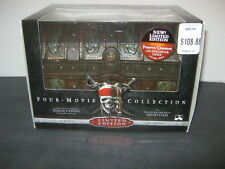 """Pirates of the Caribbean """"Limited Edition"""" 4 Movies/15 Discs, Blu-Ray/DVD"""