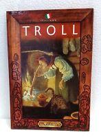 Troll - Th. Kittelsen - in italiano - cm. 24,5x17,3 - cartonato