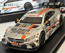 RMZ HOBBY MERCEDES BENZ AMG C63 DTM GERMANY #6 PC BOX ECHELLE 1:43 NEUF OVP