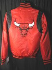 Chicago Bulls NBA Men's Starter Jacket Quilt Lined