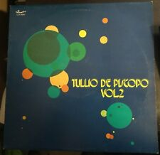 Tullio De Piscopo ‎– Vol. 2 Lp 1976 Carosello ‎– CLN 25067  EX/NM
